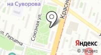 Сономед на карте