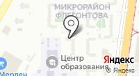 Семейная поликлиника на карте