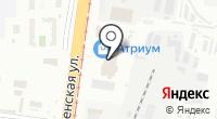 Фелица на карте