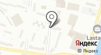 Эдкар Мед на карте