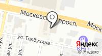 С-Авто плюс на карте