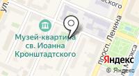Котлин на карте