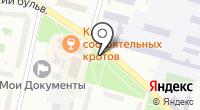 Кафе на Эрлеровском бульваре на карте