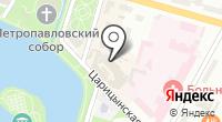 Флора на карте