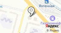 Ветеринарная клиника в Приморском районе на карте