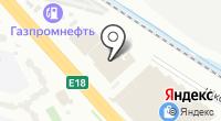 Тойота Центр Приморский на карте