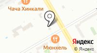 Шиномонтажная мастерская на Шаврова на карте