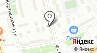 Лучия на карте