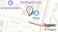 Шиномонтажная мастерская на Стародеревенской на карте