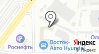 Т-три на карте