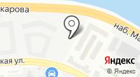 Автомото на карте