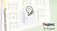 Шиномонтажная мастерская на Торфяной дороге на карте
