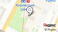 Amina на карте