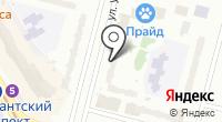 Эстетик Клуб на карте