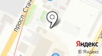 Шиномонтажная мастерская на проспекте Стачек на карте