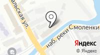 АкадэмиА на карте