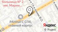 Махира на карте