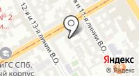ОрКли на карте