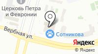 Ветеринарная клиника доктора Сотникова на карте