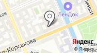 Бикко на карте
