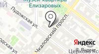Петербургские аптеки на карте