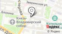 Элит-Юст на карте