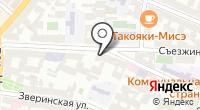 Центр медицинской косметологии Оксаны Волковой на карте