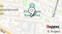Begunkoff на карте