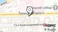 ЛВБ-Холдинг на карте