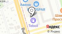 Автомойка на Хошимина на карте
