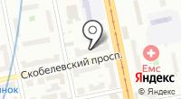 Гор-Тур на карте