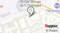 Стельп на карте
