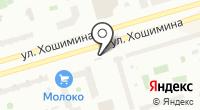 Мясная лавка на ул. Хошимина на карте