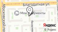 РИМИР СПб на карте