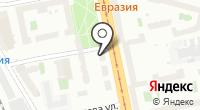 Аника на карте