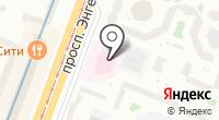 Кафе на проспекте Энгельса на карте