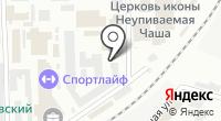 Легион центр на карте