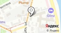 Магазин тканей на ул. Чапаева на карте
