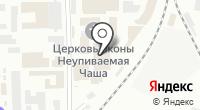 Автомася на карте