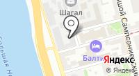 Кросс-Нева на карте