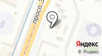 Шиномонтажная мастерская на проспекте Энгельса на карте