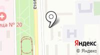Гагарин-клуб на карте
