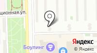 Зарина на карте