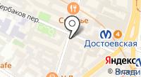 ПетроЭксперт на карте