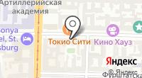 Санкт-Петербургская юридическая консультация на карте