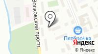 ПитерПресса на карте