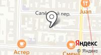 Плоскость на карте
