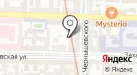Ринг Отель СПб на карте