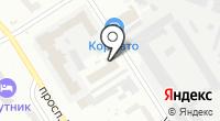 Ренейссанс Центр на карте