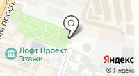 Элтон на карте